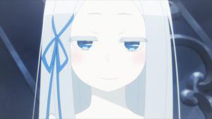Pandora greets young Emilia