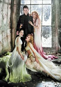 Aleera Dracula Verona Marishka promo