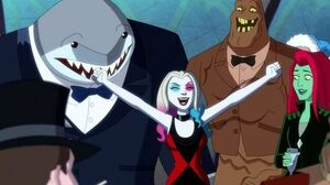 Harley Quinn's Crew Harley Quinn TV Series 002