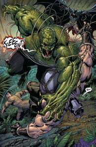 Killer Croc Prime Earth 0112