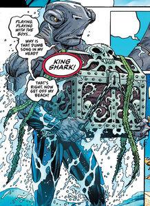 King Shark Prime Earth 0044