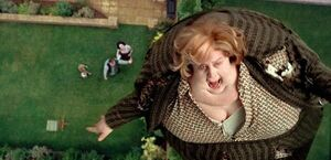 Marge-dursley's-defeat