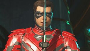 Nightwing Injustice 2