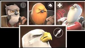 Scream Fortress 2013 Bird Voice lines