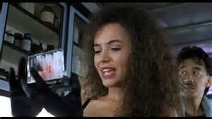 Angie holds one of the drugs