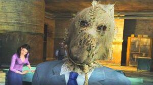 Batman Begins - Walkthrough Part 17 - Arkham Underground Part 2 (Scarecrow Boss Fight)