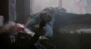Mortianna's death