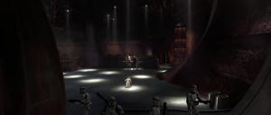 Skywalker Amidala embrace