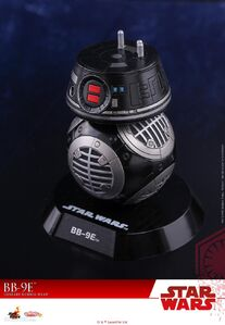 TLJ Cosbaby Bobble-Heads BB-9E