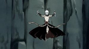 Ventress The Cauldron leap