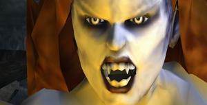 Aleera Demon Van Helsing video game