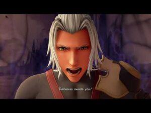 Kingdom Hearts 3 ReMind - Sora vs Terranort Boss Fight (PS4 Pro) (4K) (60FPS)