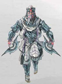 NG2 Art Enemy Ninja Ninpo 1