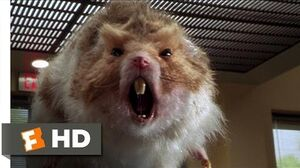 Nutty Professor 2 The Klumps (8 9) Movie CLIP - Giant Hamster Attack (2000) HD