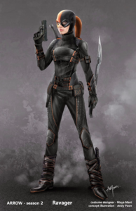 Ravager concept artwork