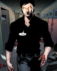 Teenage Clark Luthor