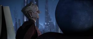 Chancellor Palpatine starlight