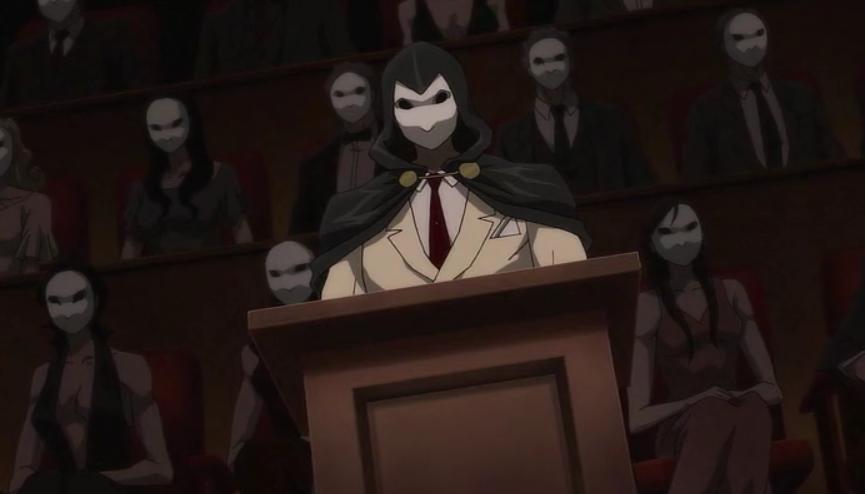 Court of Owls (Batman vs. Robin)