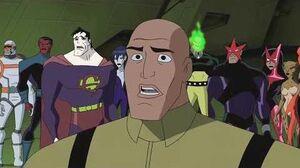 Darkseid Resurrected Justice League Unlimited