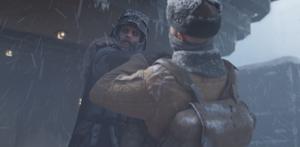 Knight stabs Soviet S3 BOCW