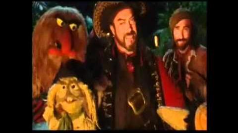 Muppet Treasure Island - Professional Pirate