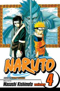 Naruto v04 Cover