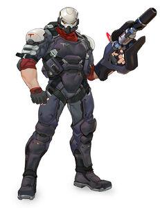 OW2 Trooper Concept