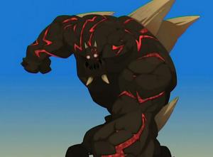 Rubilax demon
