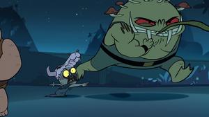 S1E7 Ludo's minions attack