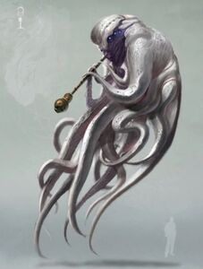 Servitor of the Outer Gods (Internet)