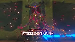 Waterblight Ganon