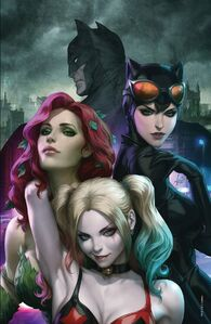 Detective Comics Vol 1 1000 Textless Artgerm Variant