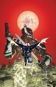 Detective Comics Vol 1 1000 Textless Mahnke Variant