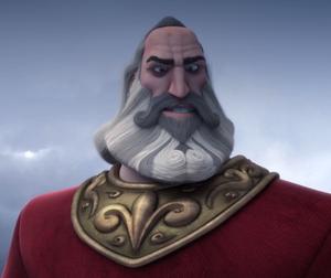 Heraclio evil grin