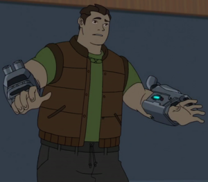 Herman Schultz (Earth-TRN633) from Marvel's Spider-Man (animated series) Season 1 3 001