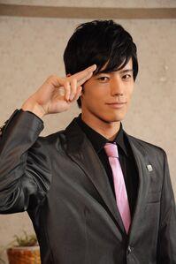 Kuroto Dan Game Master