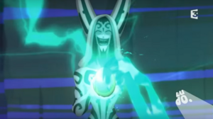 Qilby evil laugh