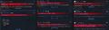 Recent Blogs avatar glitch
