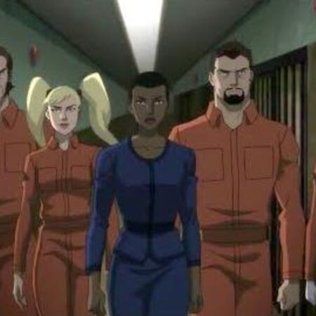 Suicide Squad Hell To Pay HD - Task Force X Introduction Scene