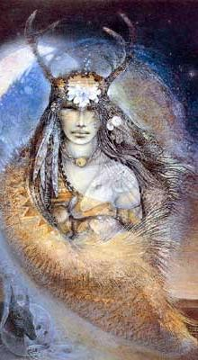 Deer Woman (mythology)