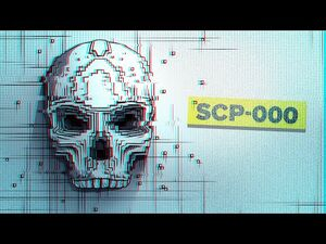 The Lost SCP - SCP-000 (SCP Animation)