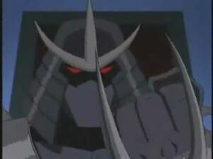 The Utrom Shredder (2003) TMNT