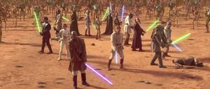 Anakin Skywalker Jedi debris