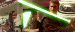 Anakin green blade