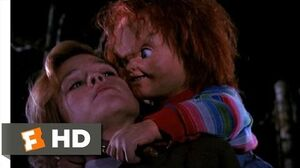 Child's Play 2 (5 10) Movie CLIP - Women Drivers (1990) HD