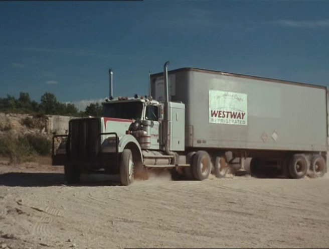 Westway Refrigerated Truck