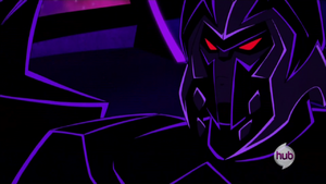 Megatron order Starscream