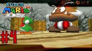 Super Mario 64 DS - Episode 4 - Stompin' Goomboss!