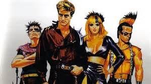 The Neo-Nazis on Movie poster