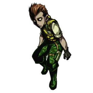 Zombie Brad Vickers (Clan Master)